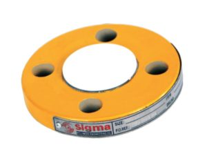 Lined Blind Flanges Manufacturer, Supplier, and Exporters - Sigma Polymers Engineering Company in Gujarat, India