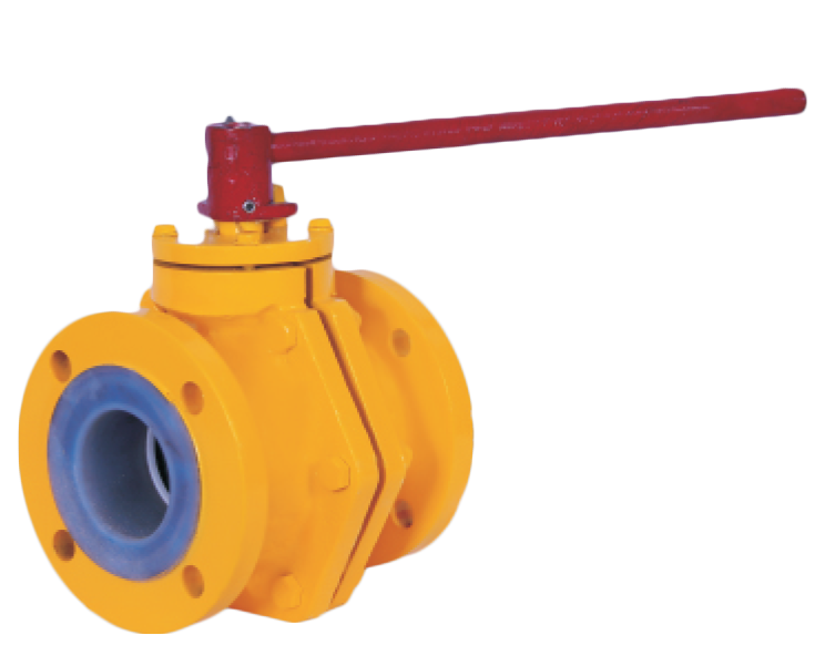 Pfa, Fep Lined Ball Valve Gujarat, India