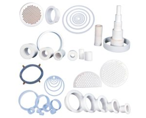 PTFE Molded / Machined Parts Manufacturer, Supplier, and Exporters - Sigma Polymers Engineering Company in Gujarat, India