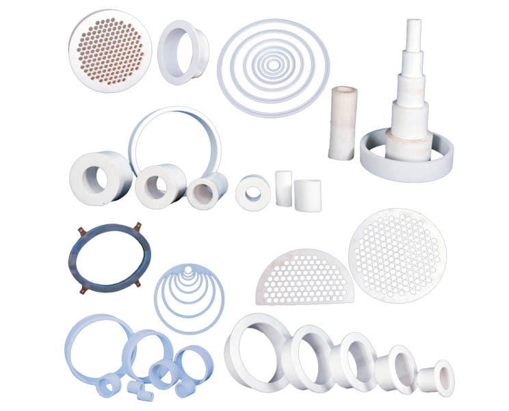 Ptfe Moulded / Machined Parts Gujarat, India