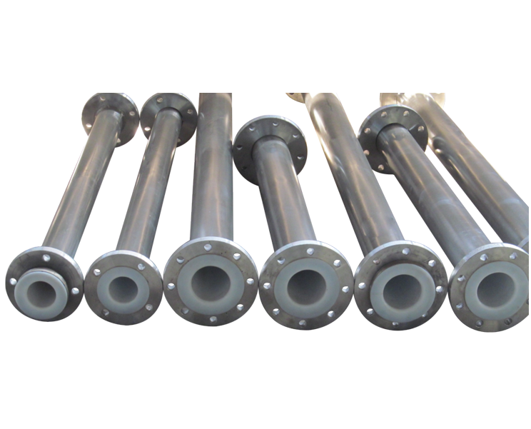 Stainless Steel Lined Pipes And Fittings Gujarat, India