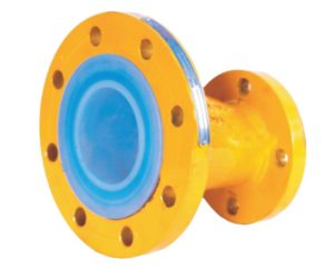 Manufacturer, Supplier, and Exporters of Lined Eccentric Reducers in Gujarat, India - Sigma Polymers Engineering Company