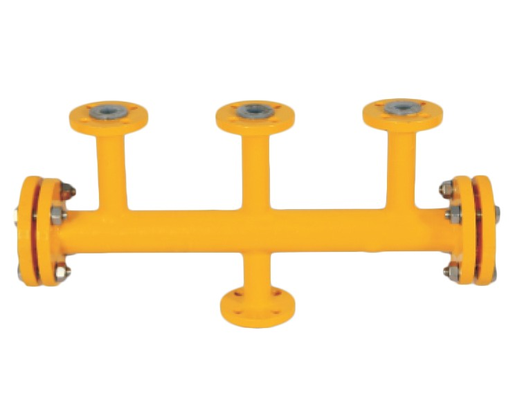 Lined Header, PFA / FEP Lined Header Manufacturers in Gujarat, India