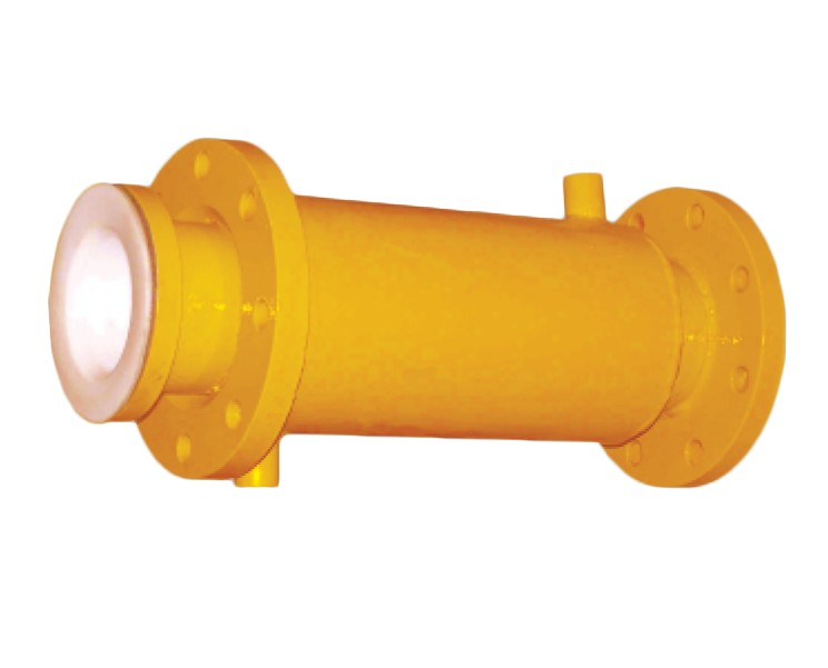 PTFE Lined Spool Pipe, PTFE Lined Jacket Spool Pipe Manufacturers in Gujarat, India