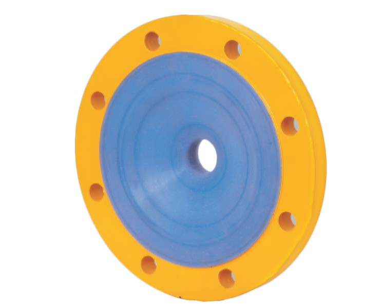 Lined Reducing Flanges | Teflon Lined Reducing Flange Manufacturers in Gujarat, India