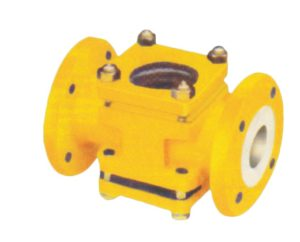 Manufacturer, Supplier, and Exporters of Lined Sight Flow Indicator in Gujarat, India - Sigma Polymers Engineering Company