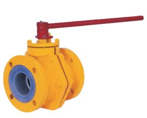 Manufacturer, Supplier, and Exporters of PFA / FEP Lined Ball Valve in Gujarat, India - Sigma Polymers Engineering Company