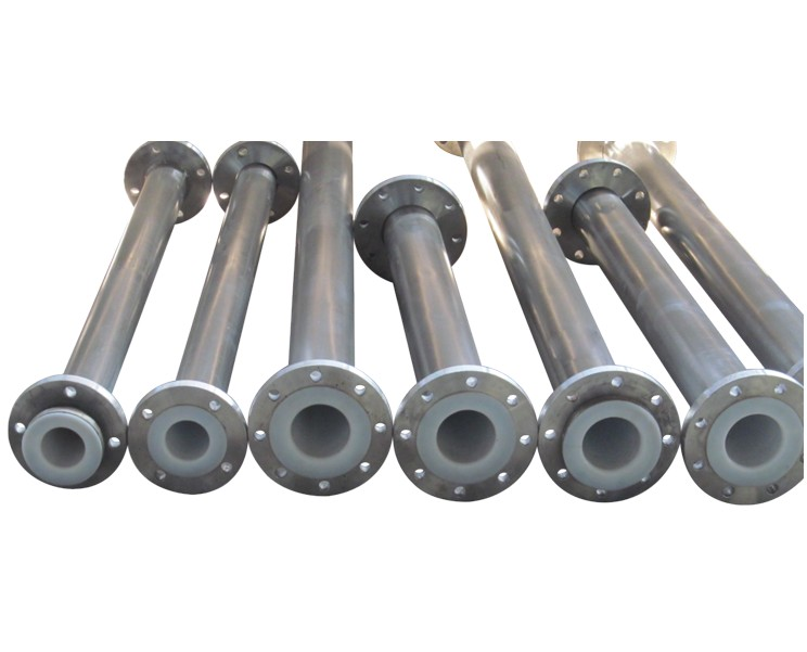 SS 304 / 316 Lined Pipes And Fittings, SS Lined Piping Systems Manufacturers in Gujarat, India